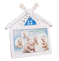 7-inch Picture Framing Baby Photo Frame Children Picture Frames Windmill