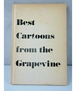 Best Cartoons From The Grapevine third Edition Book - $30.00