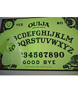 Ouija Board Glow in the Dark Vintage Mysterious Game Parker Brothers 199... - $34.65