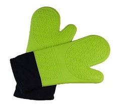 IKOCO Silicone Oven Mitts - Commercial Grade Ex... - $30.86