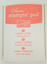 Stampin' Up Classic Stamp Pad in Cameo Coral