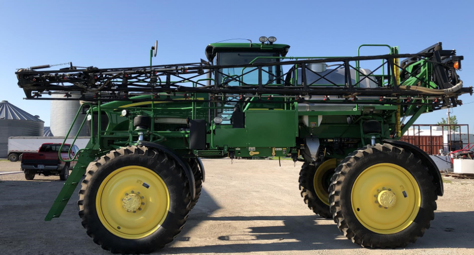 2012 JOHN DEERE 4730 For Sale In Blue Mound, Kansas 66010
