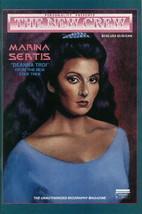 Star Trek The Next Generation Biography Comic Book Marina Sertis 1992 VE... - $2.25