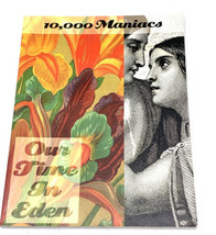 10,000 Maniacs Our Time In Eden Sheet Music Piano Vocal - Natalie Merchant - $31.68