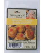 Paula Deen Scented Wax Melts 6 ct Pineapple Upside Down Biscuits NEW - $16.00