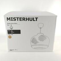 "Ikea Misterhult Pendant Lamp Bamboo 18 "" Modern Light Fixture New - $145.49"
