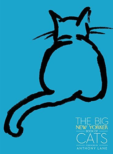 Primary image for The Big New Yorker Book of Cats [Hardcover] The New Yorker Magazine; Lane, Antho