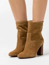 Polo Ralph Lauren Women's BROWN Brindley Suede Boot, 10B NWOB - $246.51