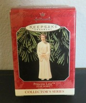 Hallmark Keepsake Ornament Christmas Star Wars Collectors Princess Leia ... - $13.85