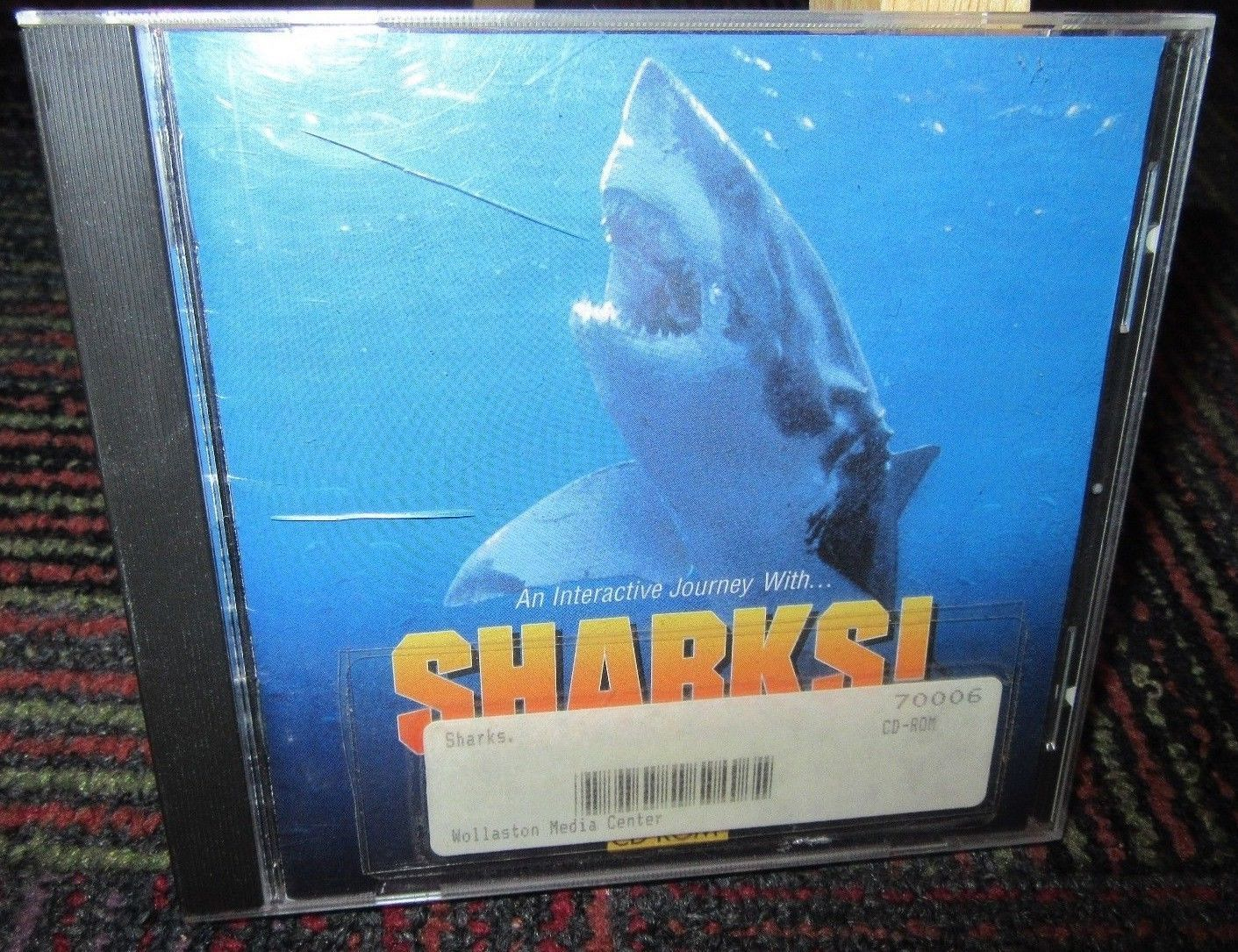 Sharks An Interactive Journey By Discovery And 50 Similar Items