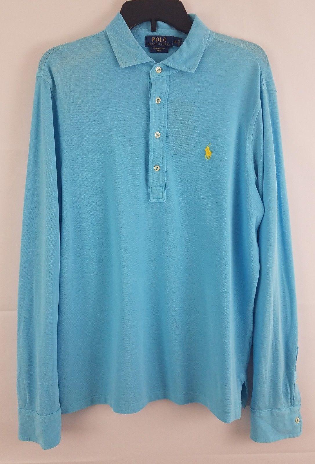 e84170c0a Polo Ralph Lauren Men's Long-Sleeve Mesh and 50 similar items