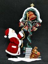 "ARTIST WILHELM SCHWEIZER GERMAN ZINNFIGUREN - Sounds of Christmas (4.25""... - $130.00"