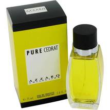 Azzaro Collection Pure Cedrat Cologne 2.6 Oz Eau De Toilette Spray image 1