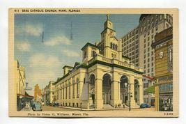 Gesu Catholic Church Miami Florida - $0.99
