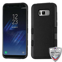 For Samsung GALAXY S8 Plus Hybrid Rugged Shockproof Protective Hard Case Cover - $8.11