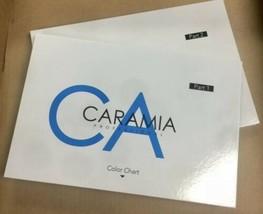 Caramia Sample Colors Chart Book 288 Colors - $79.19