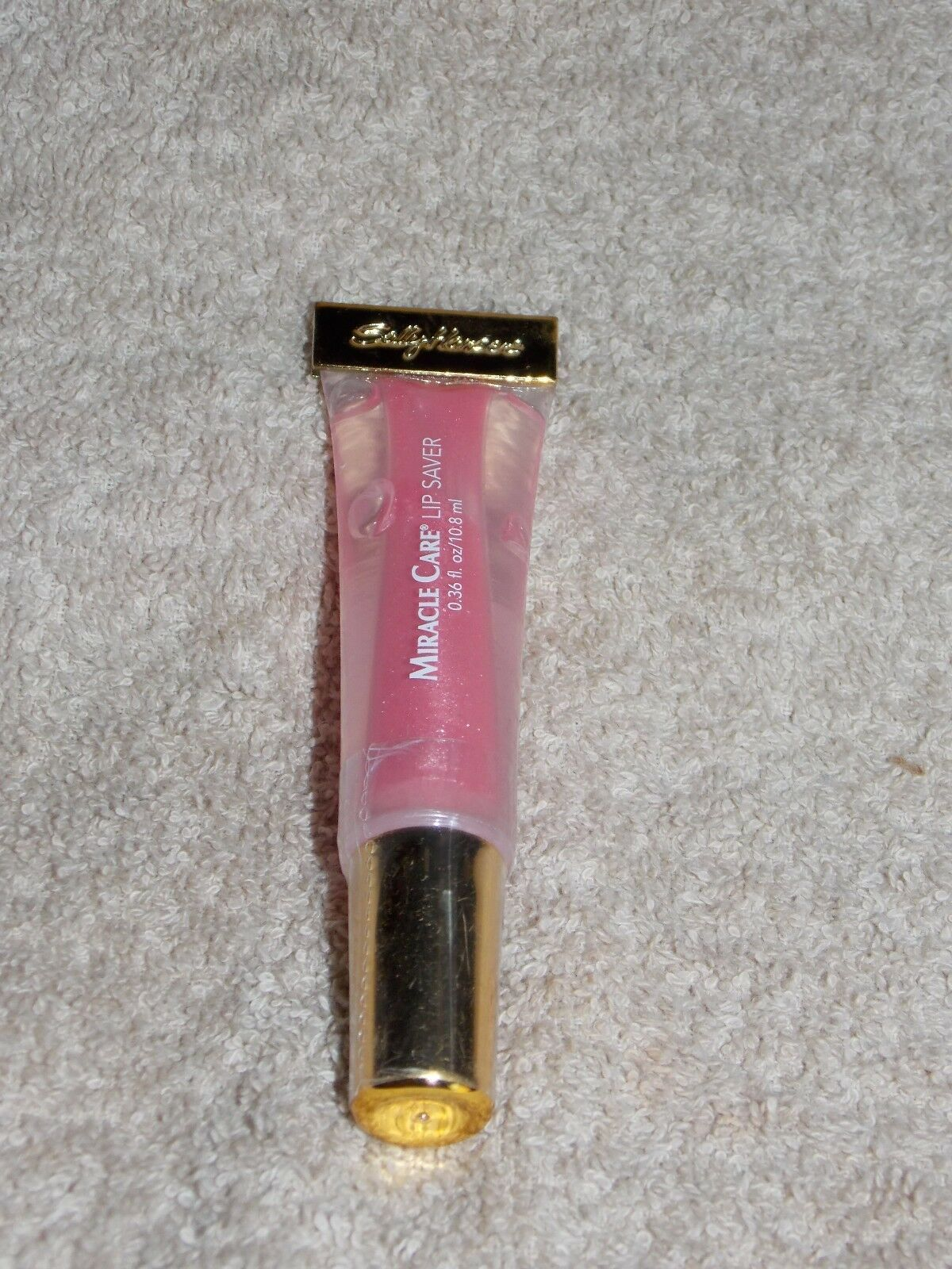 Sally Hansen Miracle Care CHOOSE YOUR COLOR Lip Savor Gloss .36 oz/10.8mL New