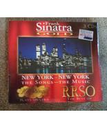 Frank Sinatra Gold [Box] by Frank Sinatra (CD, Feb-1998, 3 Discs, Madacy) - $7.64