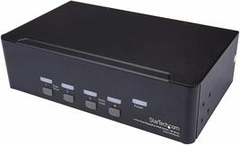StarTech 4 Port Dual DisplayPort KVM Switch - DisplayPort 1.2 KVM - 4K 60Hz - $659.99