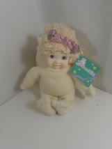 New With Tags Dreamsicles Angel Cherub Doll 1995 Plush  doll h6155 10 inch - $19.80