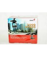 GENIUS DVR-530 120 DEGREE HD 720P VEHICLE RECORDER BLACK SDHC #Z427 - $57.13