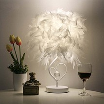 Surpars House Feather Crystal Bedside - $32.48