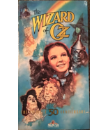 The Wizard of Oz VHS, 2008, 50th Anniversary Edition - $9.90