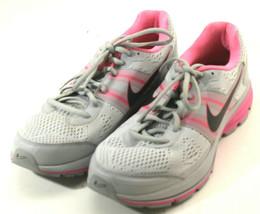 Womens Nike Air Pegasus Size 9 #524981 2013 Dead Stock Grey Pink Orig. B... - $92.57