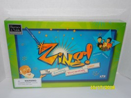 ZING The Bewitching Story Making Game Sentence Building 2006 NEW SEALED - $24.20