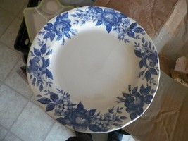 Nikko Rose Splendor dinner plate 1 available - $3.91