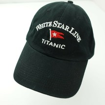 White Star Line Titanic Adjustable Adult Baseball Ball Cap Hat - $13.85