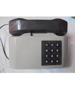 TELEFONO ITALTEL TELEMATICA SIP PULSAR COLORE GRIGIO 1985 funzionante TE... - $38.09