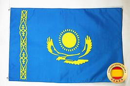 BANDERA de KAZAJISTÁN 250x150cm - GRAN BANDERA KAZAJA 150 x 250 cm - AZ ... - $46.68