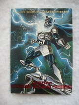 1993 Skybox Marvel Masterpieces Trading Card # 43 Doom 2099 - $0.95
