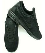 Nike Mens SB Air Max Bruin Vapor Black Grey Skate Shoes Size 11 882097 0... - $79.19