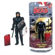 The Walking Dead Riot Gear Glenn Series 2 Action Figure McFarlane Toys - $18.55