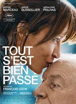 """Everything Went Fine Tout s'est bien passé Movie Poster Art Film Print 24x36"""" - £7.89 GBP+"""
