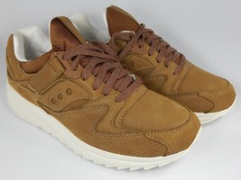 Saucony Grid 8500 HT Original Running Shoes Men's Sz 9 M EU 42.5 Brown S70390-2