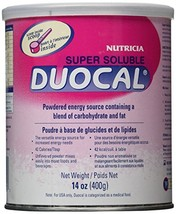 Duocal, Unflavored,  14.1 oz Case of 6 cans