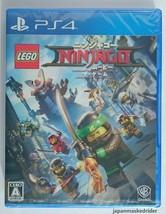 New Ninja go Movie The Game LEGO PS4 Japan - $27.71