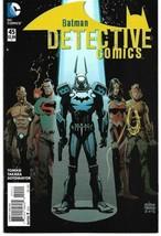 DETECTIVE COMICS #45 (DC 2015) - $4.59
