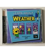 Learn About Earth Science Weather PC MAC CD-ROM (2000 Sunburst) - $23.36