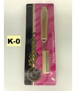 KIZURE THERMAL PRESSING COMB SIZE: K-0 100% PRETEMPERED BRASS - $13.85