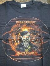JUDAS PRIEST 2008 Nostradamus T-shirt ~Never Worn~ Small - $15.84