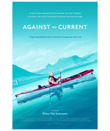 Against the Current Poster Veiga Grétarsdóttir Art Film Print Size 24x36... - £7.89 GBP+