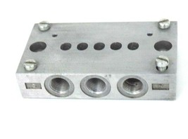 BOSCH 1 825 503 029/042 PORT BLOCK 1825503029 image 2