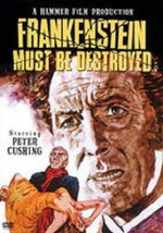 Frankenstein Must Be Destroyed DVD ( Ex Cond.) - $8.80