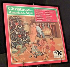 Christmas American Style Record AA20-7270 Vintage