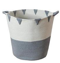 Black Temptation Useful Household Storage Organizers Laundry Basket Stor... - £30.85 GBP