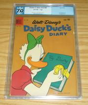 Four Color Comics #1150 PGX 7.0 walt disney's daisy duck's diary - december 1960 - $92.99